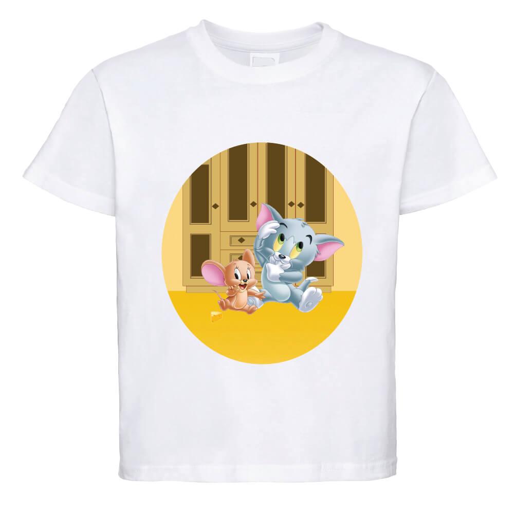 tom_jerry, tisk, majica, darilo, rerum