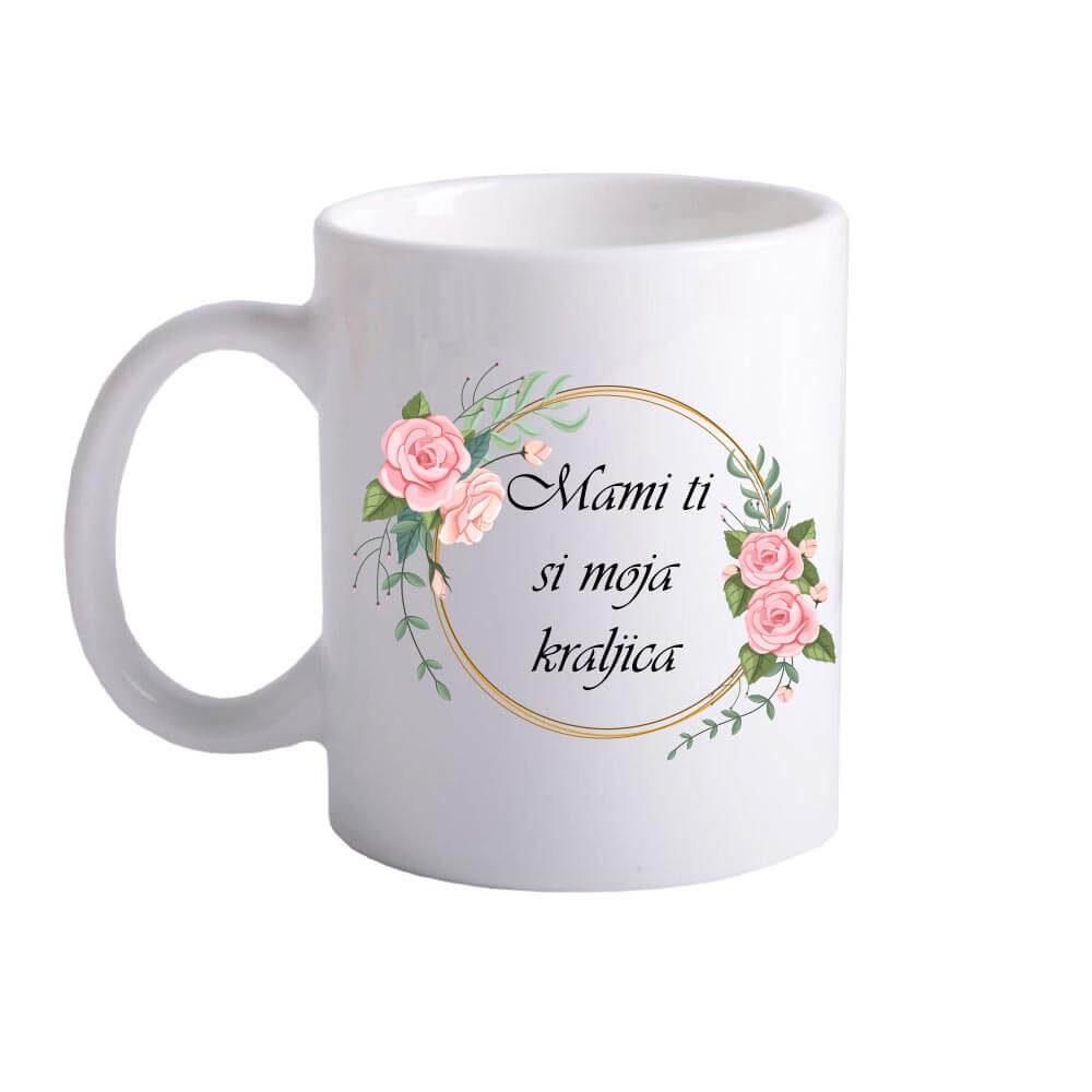 mami_ti_si_moja_kraljica, skodelica, darilo, rerum, unikat, materinski_dan, darilo_za_mamo, tisk_na_skodelico