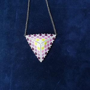 ogrlica, summer, beaded, miyuki, necklace, jewerly, darilo, rerum